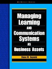 managing learning and communication book
